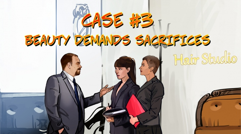 Case #3. Beauty demands sacrifices
