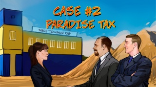 "EXPERT DISCOVERY presents the second episode of ""Forensica. Season One"" – ""Case №2. Paradise Tax""»."