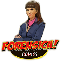 FORENSICA. THE SEASON ONE. From the Moscow based company EXPERT DISCOVERY.