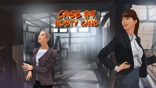 "EXPERT DISCOVERY presents the ninth episode of ""Forensica. Season One"" – ""Case №9. Rusty Cans."""