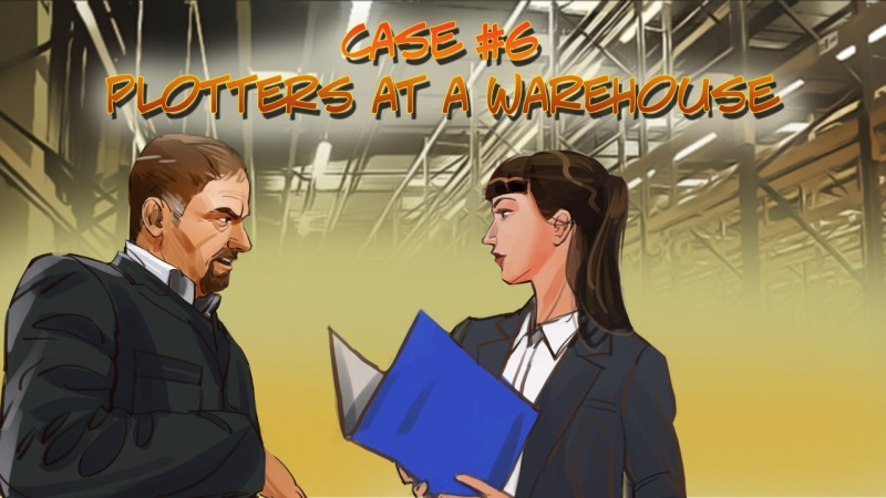 Case #6. Plotters at a warehouse