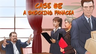 "EXPERT DISCOVERY presents the eighth episode of ""Forensica. Season One"" – ""Case №8. A Shocking Panacea""."